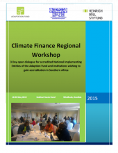 HBS Climate finance workshop