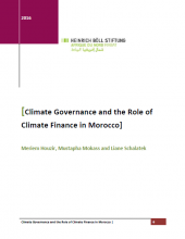 HBS-Climate-finance-Morocco