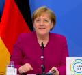 Merkel at Leaders Summit on Climate