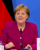 Merkel at Leaders Summit on Climate